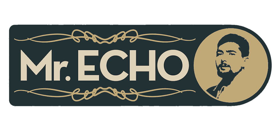 Logo Mr. Echo