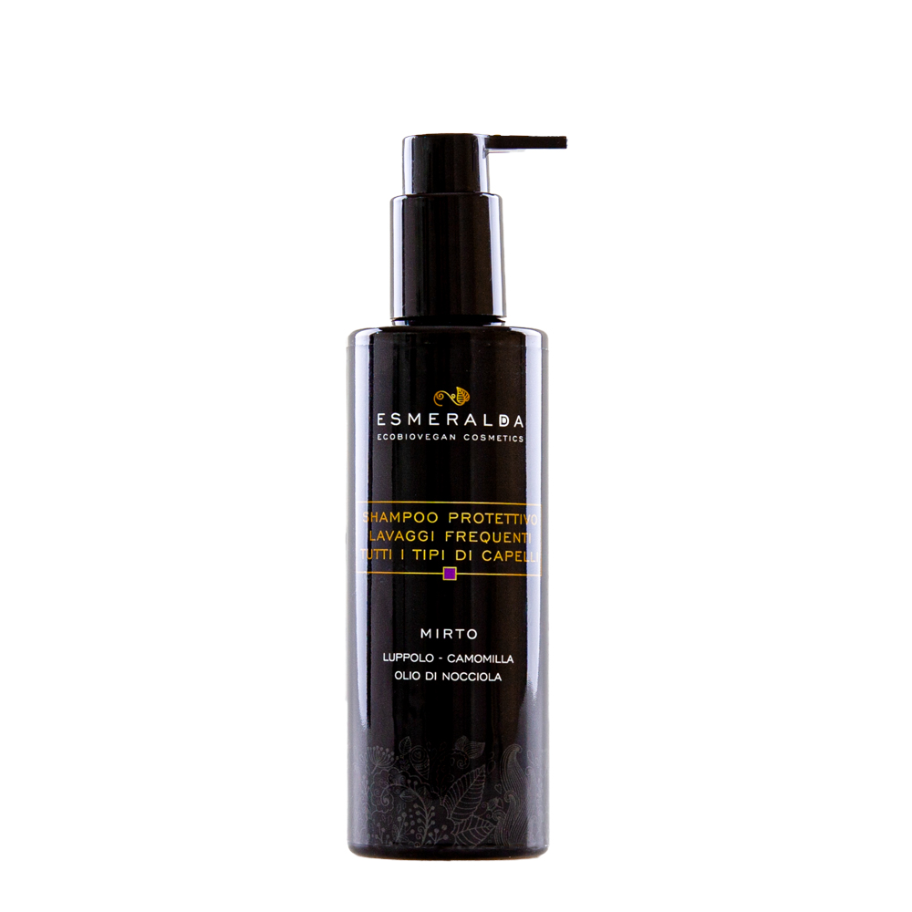 Protective shampoo