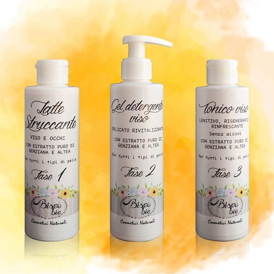 Fase 2 - Gel detergente viso delicato rivitalizzante