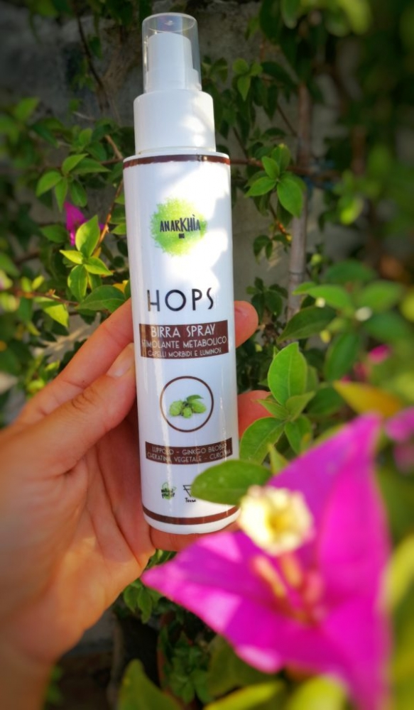 HOPS - Spray alla birra